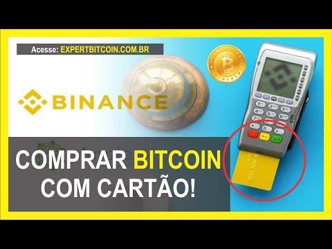 COMPRAR BITCOIN COM CARTÃO DE CRÉDITO DIRETO NA BINANCE PASSO-A-PASSO!