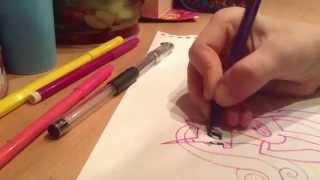 Как нарисовать принцессу каденс(, 2015-02-14T17:58:08.000Z)