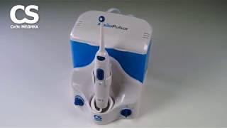 видео Ирригатор полости рта CS Medica AquaPulsar OS-1