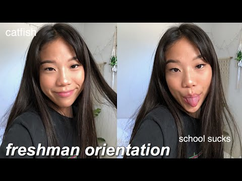 GET READY WITH ME FOR HIGH SCHOOL ORIENTATION