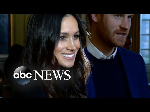 Download Youtube: Meghan Markle will be made into a wax figure by Madame Tussauds