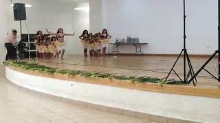 Competencia Tahiti Fashion Fest 2019 Te Mahana Te Atua Grupo Tamari'i