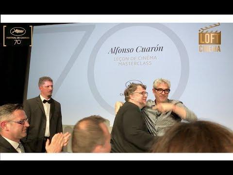 Alfonso Cuarón habla de su relación con Guillermo del Toro | Loft Cinema