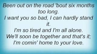 Eric Clapton - Comin' Home Lyrics