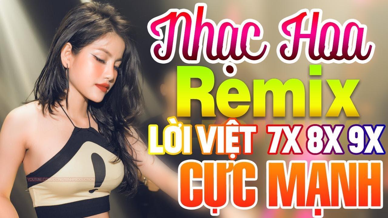 Lk Nhạc Hoa Lời Việt DJ Gái Xinh CỰC MẠNH - Lk Nhạc Trẻ Remix NỔI TIẾNG MỘT THỜI 7X 8X 9X