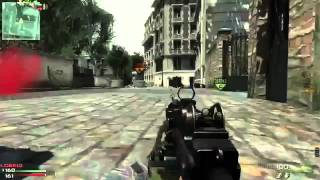 Modern Warfare 3 - Juggernaut Point Streak Gameplay