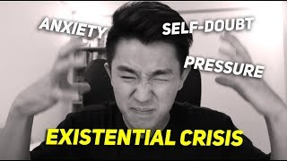 MILLENNIAL EXISTENTIAL CRISIS (How To Stop Over Thinking)