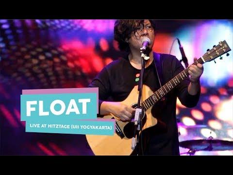 [HD] Float - Pulang (Live At HITZTAGE, UII Yogyakarta 2017)
