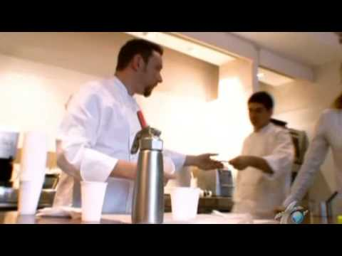 Spain, El Bulli's Test Kitchen