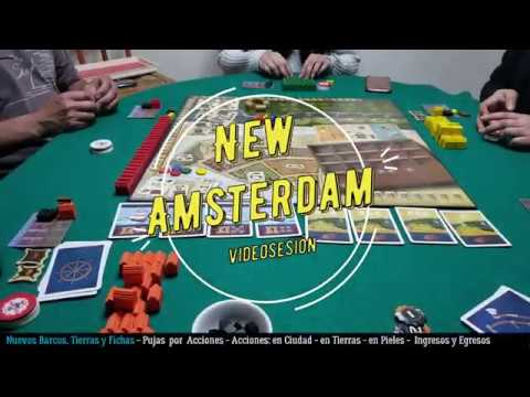 White Goblin Games New Amsterdam