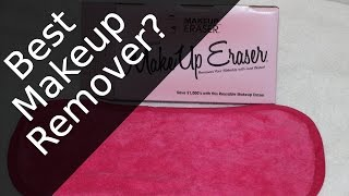 Best Makeup Remover - The Pink Towel Challenge Thumbnail