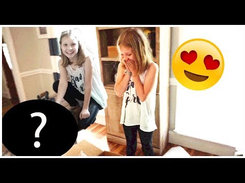 HUGE SURPRISE FOR KENNEDY!!!