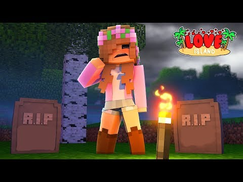 DEATH ON LOVE ISLAND! WHO DIED?   Minecraft Little Kelly