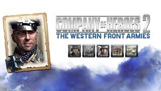 COH2 Commander tutorial Luftwaffe ground forces OKW