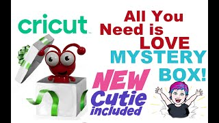 Cricut Mystery Box | All You Need is Love | Melody Lane