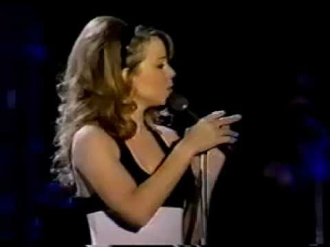 Mariah Carey - Underneath The Stars (Live: best quality)