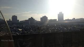 São Paulo 2018 Farol Santander / Ibirapuera / Expresso turístico CPTM