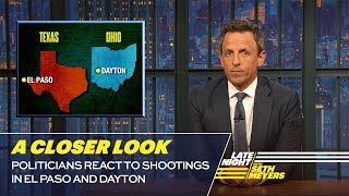 Download Politicians React to Shootings in El Paso and Dayton: A Closer Look Mp3 and Videos