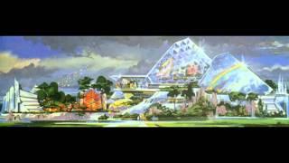 EPCOT Center and Fantasyland- Magic Journeys Waiting Area Music