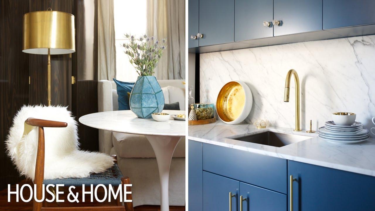 Interior Design U2014 Small Multifunctional Chic Designer Apartment