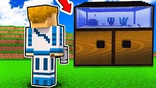 Minecraft: ZBUDOWAŁEM NAJWIĘKSZE AKWARIUM!