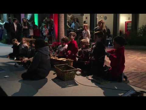 Winter Fest in Maitland Montessori School in 2014