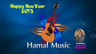 Happy New Year 2075 From Hamal Music