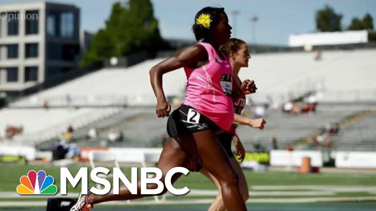Olympian Alysia Montaño's Fight For Equality In Pro Sports | Velshi & Ruhle | MSNBC