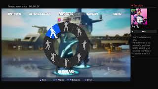 Transmisión de PS4 en vivo de fr4nSSJ1