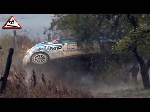 Crash & Show Best Of Rally Hungary 2019 [Passats De Canto]