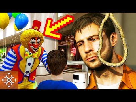 10 Rare Alternate Endings In Video Games
