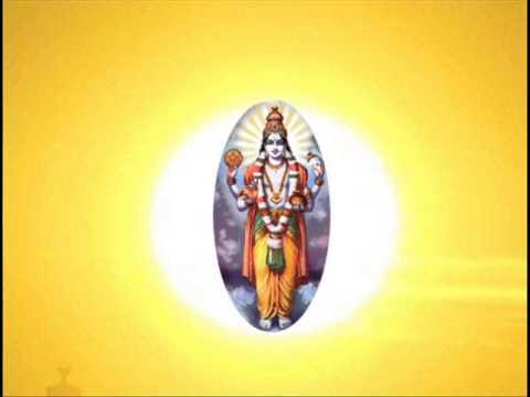 Lord Dhanvantari Moola Mantra   Mantra recited to cure diseases