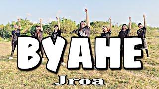 BYAHE ( Tiktok Remix ) - Jroa  Dance Fitness  Zumba