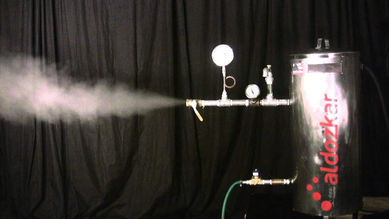 International Green Boiler Steam Prototype