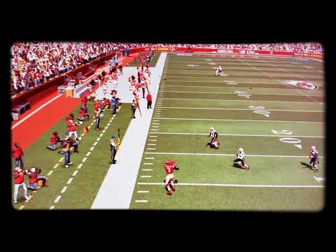 Circus Tricks in Madden....