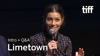 LIMETOWN Cast and Crew QampA  TIFF 2019