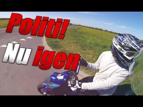 MOTORCYKEL POLITI (Knallert tur EP. 5)