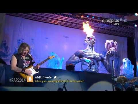 IRON MAIDEN - Live at Rock Am Ring 2014 (HD)