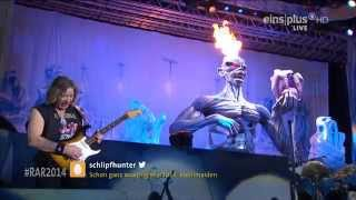 IRON MAIDEN - Live at Rock Am Ring 2014 (HDTV)