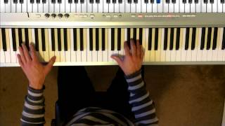 Wave 1: Form & Root Position/Guide Tone Voicings - Piano Lesson Preview