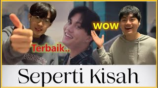 Reaksi Orang Korea Rizky Febian Seperti Kisah Reaction