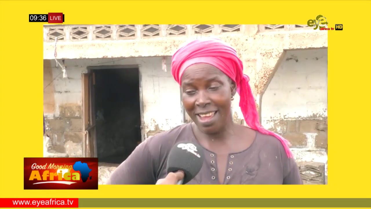 Download HEAVY RAIN CAUSING FLOODING IN SOME COMMUNITIES IN GAMBIA: EYEAFRICA TV