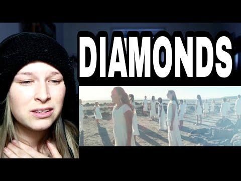 ONE VOICE CHILDRENS CHOIR - DIAMONDS | REACTION