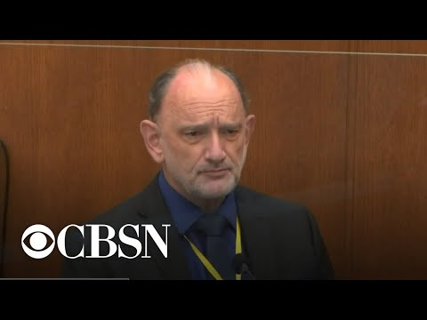 """Defense's medical expert classifies George Floyd's manner of death as """"undetermined"""""""