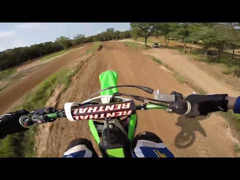 Kawasaki Kx250f First Ride And Impressions