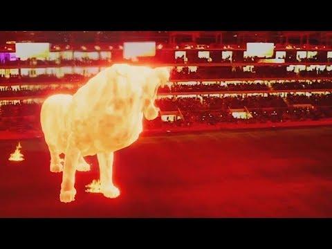 Dan Joyce - Soccer Team Re-Opens Stadium With Giant CGI Lion