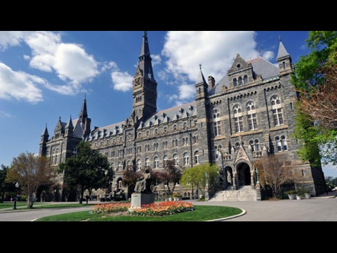 Short review of Georgetown University