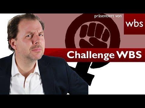 Sind  Frauenparkplätze sexistisch? | Challenge WBS - RA Solmecke