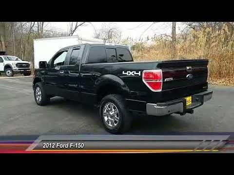 2012 Ford F-150 Paramus NJ U883