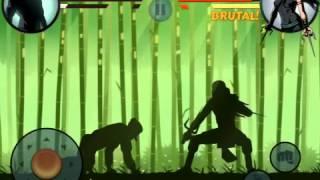 Shadow Fight 2 (for IOS) Gameplay #3 прохождение